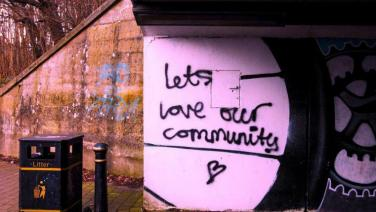 Lets love our community <3
