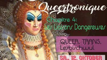 Le Salon Queertronique: Transvisibility at the decks: Queere Partyreihe diesmal im Kampnagel