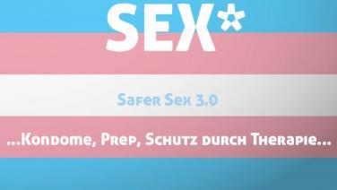 Safer Sex 3.0 für Trans*männer: Kondomgebrauch, PrEP, Schutz durch Therapie