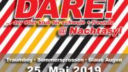 DARE! @ Nachtasyl, Thalia Theater, 80er, 80s, 80th, gay, Pop, Wave, Italo Disco, Dance Classics, Hamburg, Frl. Menke, Traumboy, NDW Spezial, Special, Neue Deutsche Welle